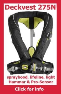 275N lifejacket