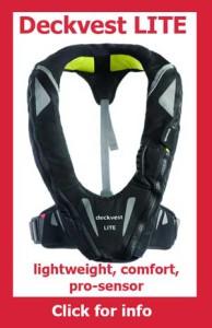 LITE lifejacket 170N