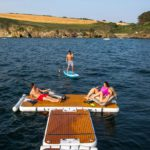 nautibuoy platform for sup boards