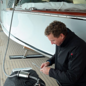 SS20, Dynaone HS, splicing onboard
