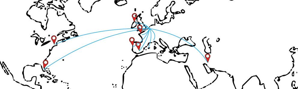 we ship global