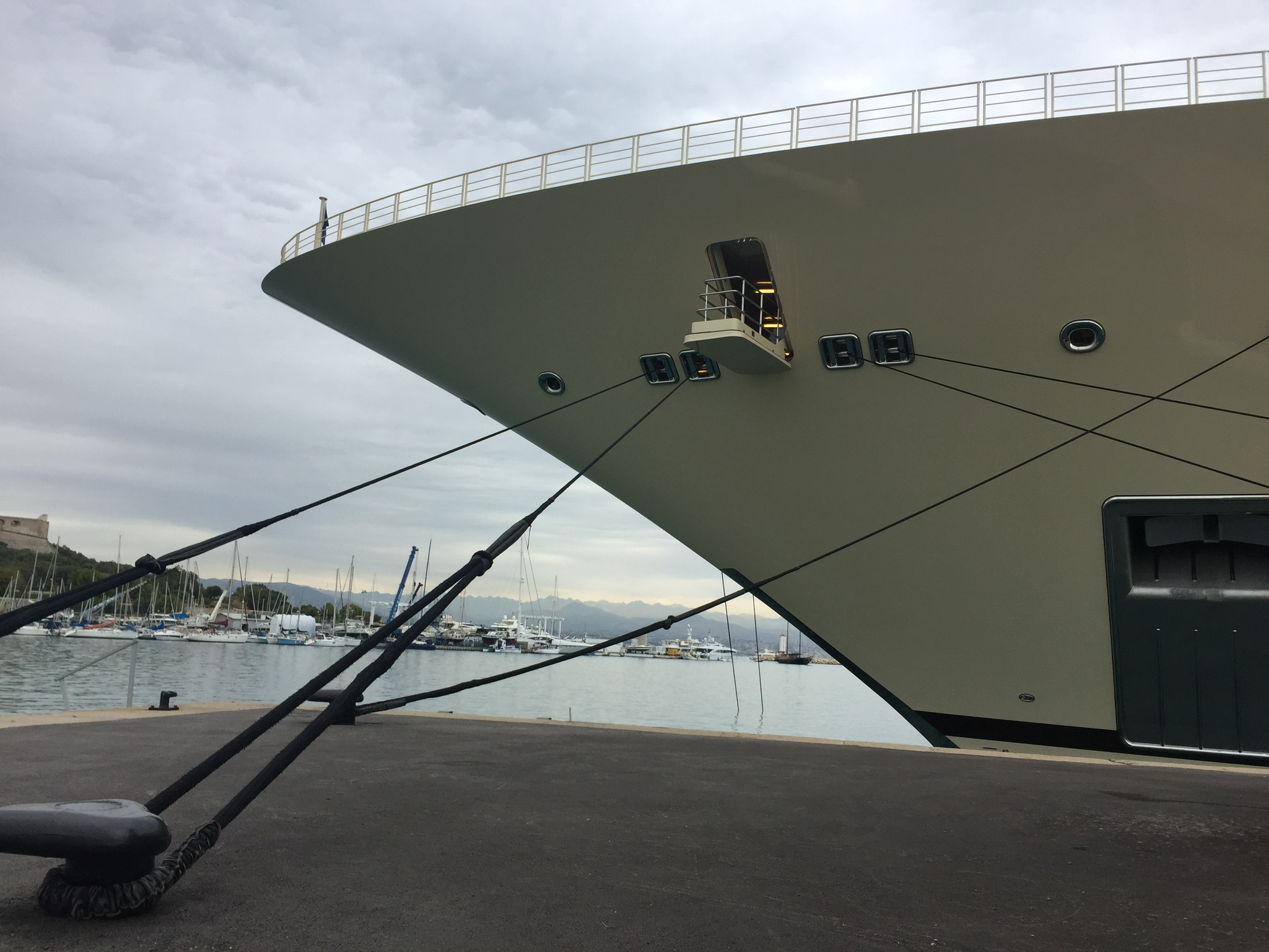 More Marine Superyacht items